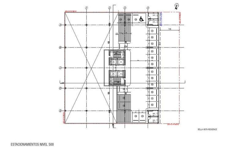 PANAMA VIP10, S.A. Apartamento en Venta en Bellavista en Panama Código: 17-1674 No.9