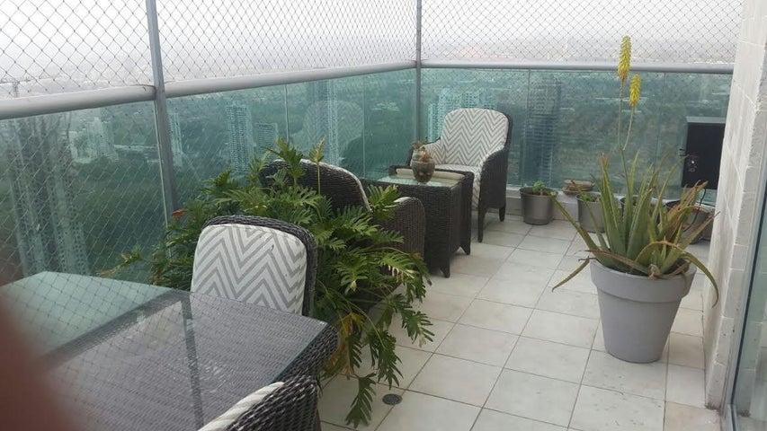 PANAMA VIP10, S.A. Apartamento en Alquiler en Costa del Este en Panama Código: 17-1690 No.5