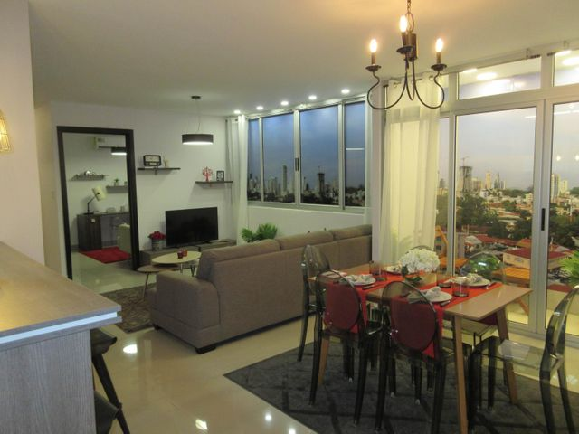 PANAMA VIP10, S.A. Apartamento en Venta en El Carmen en Panama Código: 15-1264 No.2