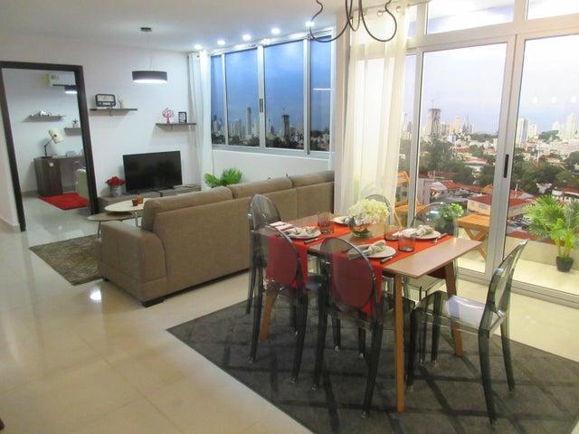 PANAMA VIP10, S.A. Apartamento en Venta en El Carmen en Panama Código: 15-1264 No.7