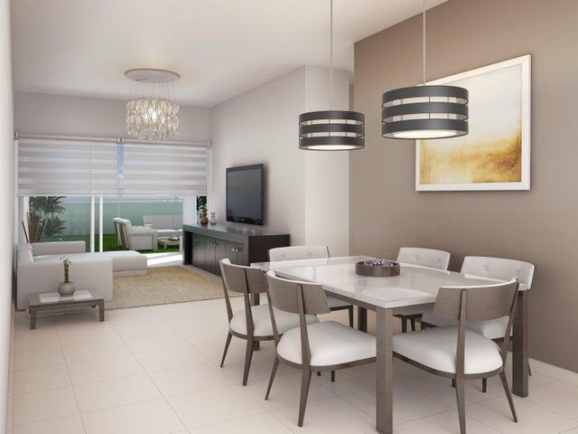 PANAMA VIP10, S.A. Apartamento en Venta en Brisas Del Golf en Panama Código: 17-2373 No.6