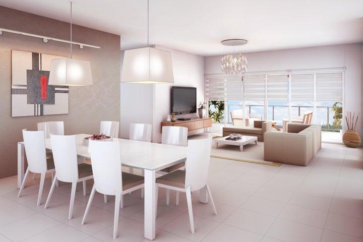 PANAMA VIP10, S.A. Apartamento en Venta en Brisas Del Golf en Panama Código: 17-2373 No.7