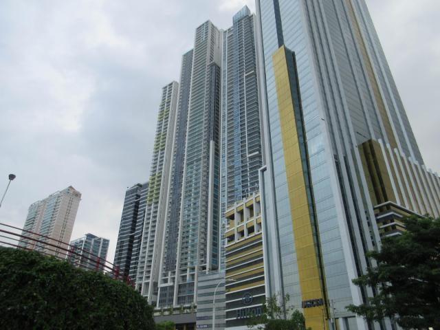 Apartamento / Alquiler / Panama / Avenida Balboa / FLEXMLS-17-1845