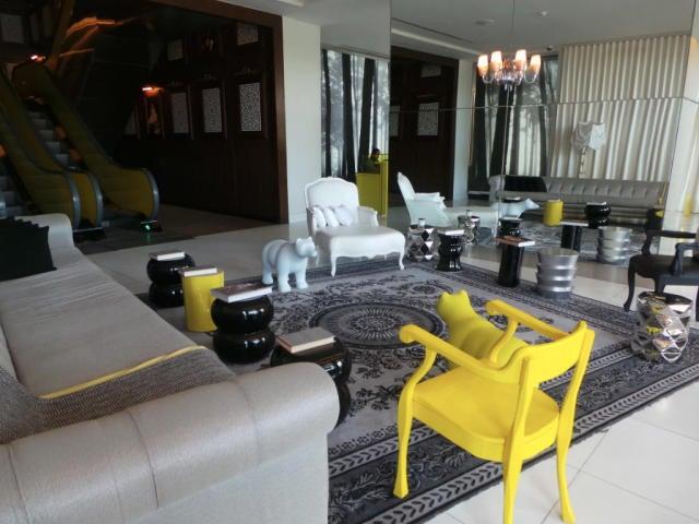 PANAMA VIP10, S.A. Apartamento en Alquiler en Avenida Balboa en Panama Código: 17-1845 No.1