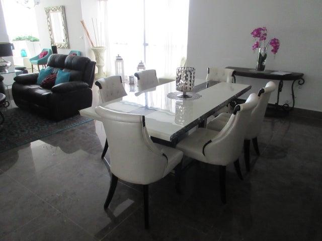 PANAMA VIP10, S.A. Apartamento en Alquiler en Avenida Balboa en Panama Código: 17-1845 No.7