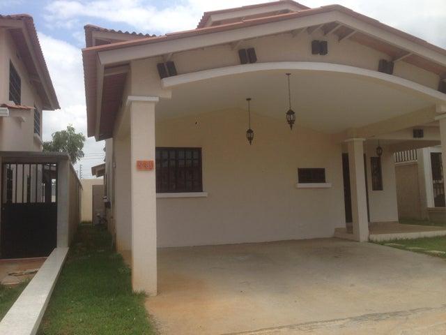 PANAMA VIP10, S.A. Casa en Venta en Chorrera en La chorrera Código: 17-2083 No.0
