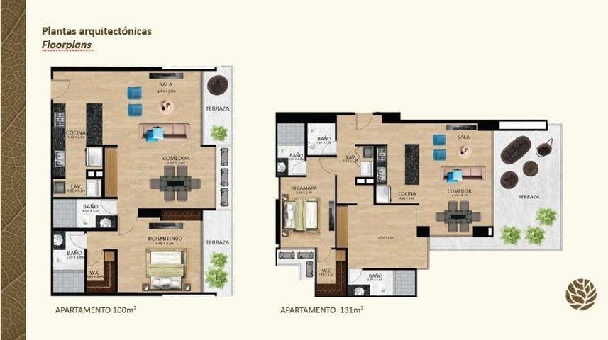 PANAMA VIP10, S.A. Apartamento en Venta en Costa del Este en Panama Código: 17-2255 No.8