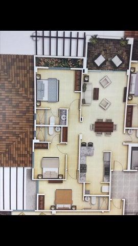 PANAMA VIP10, S.A. Apartamento en Alquiler en Costa Sur en Panama Código: 17-2266 No.8