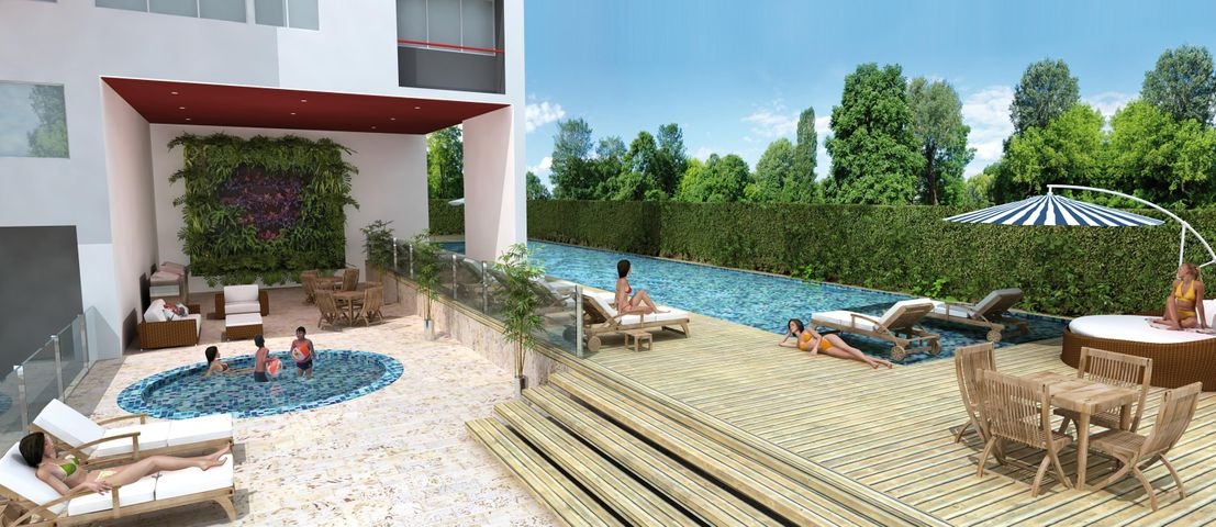 PANAMA VIP10, S.A. Apartamento en Venta en Condado del Rey en Panama Código: 17-2339 No.2