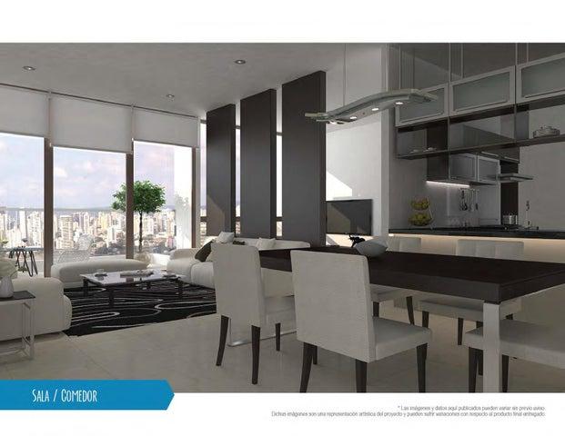 PANAMA VIP10, S.A. Apartamento en Venta en Costa del Este en Panama Código: 17-2350 No.1