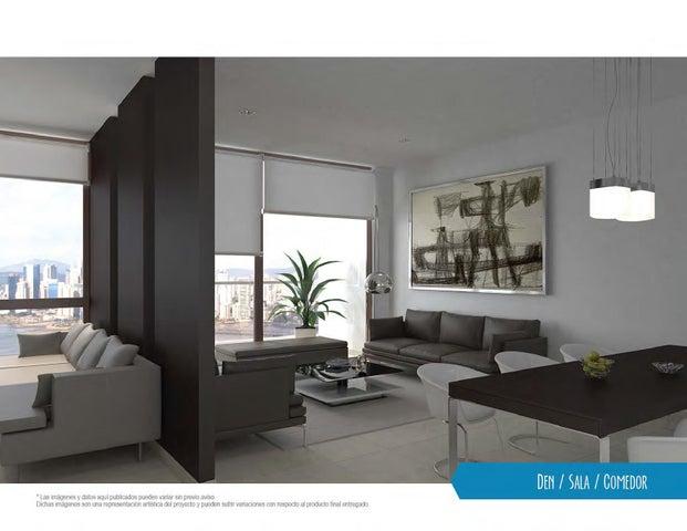 PANAMA VIP10, S.A. Apartamento en Venta en Costa del Este en Panama Código: 17-2350 No.3