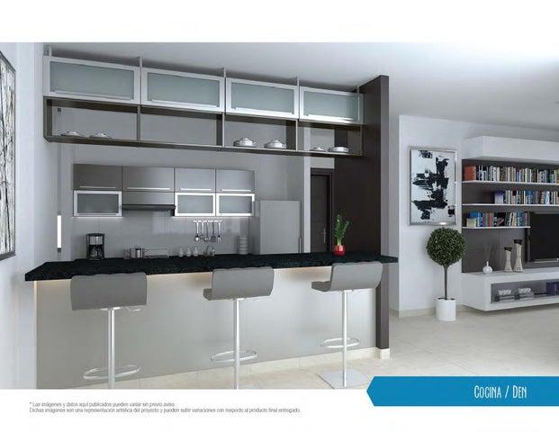 PANAMA VIP10, S.A. Apartamento en Venta en Costa del Este en Panama Código: 17-2350 No.4
