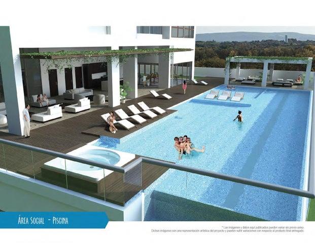 PANAMA VIP10, S.A. Apartamento en Venta en Costa del Este en Panama Código: 17-2360 No.7
