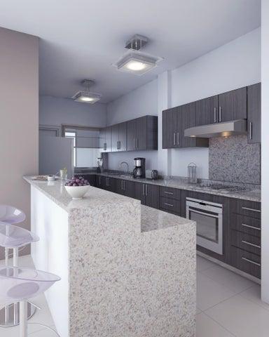 PANAMA VIP10, S.A. Apartamento en Venta en Brisas Del Golf en Panama Código: 17-2375 No.9