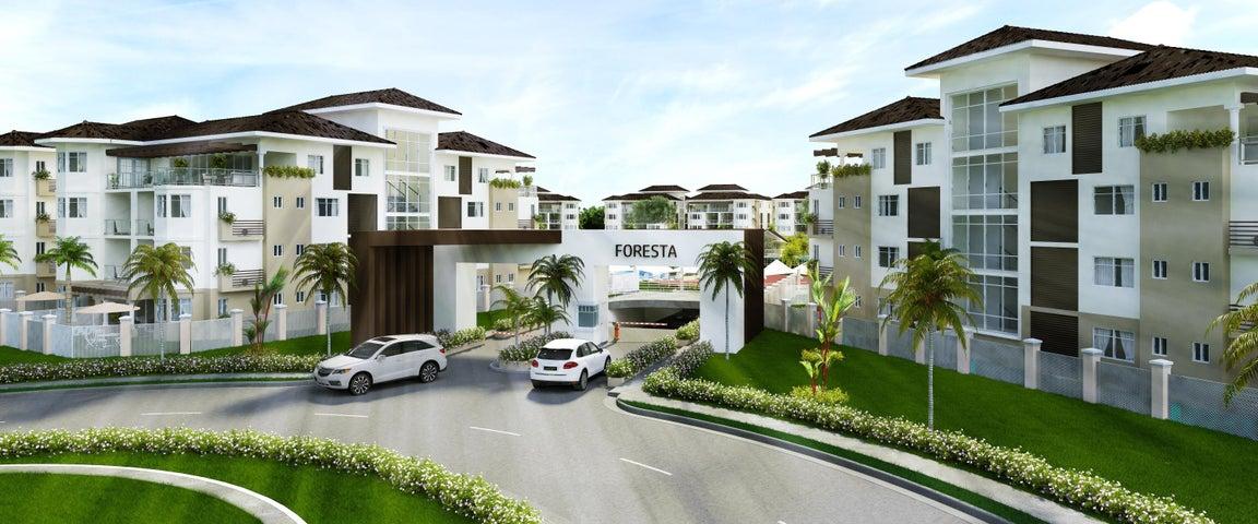 PANAMA VIP10, S.A. Apartamento en Venta en Brisas Del Golf en Panama Código: 17-2376 No.4