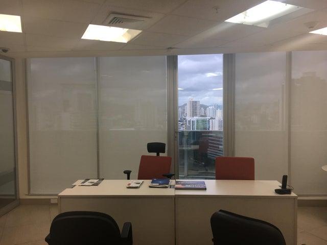 PANAMA VIP10, S.A. Oficina en Venta en Obarrio en Panama Código: 17-2520 No.8