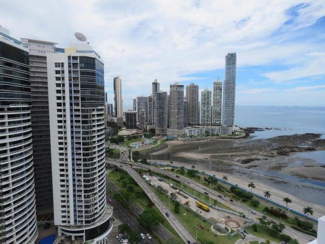 Apartamento / Alquiler / Panama / Avenida Balboa / FLEXMLS-17-2455
