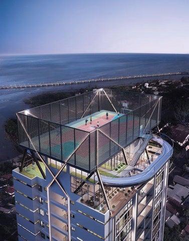 PANAMA VIP10, S.A. Apartamento en Venta en Coco del Mar en Panama Código: 17-2490 No.7