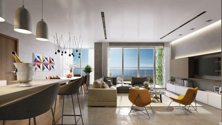PANAMA VIP10, S.A. Apartamento en Venta en Coco del Mar en Panama Código: 17-2491 No.3