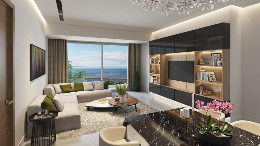 PANAMA VIP10, S.A. Apartamento en Venta en Coco del Mar en Panama Código: 17-2491 No.5