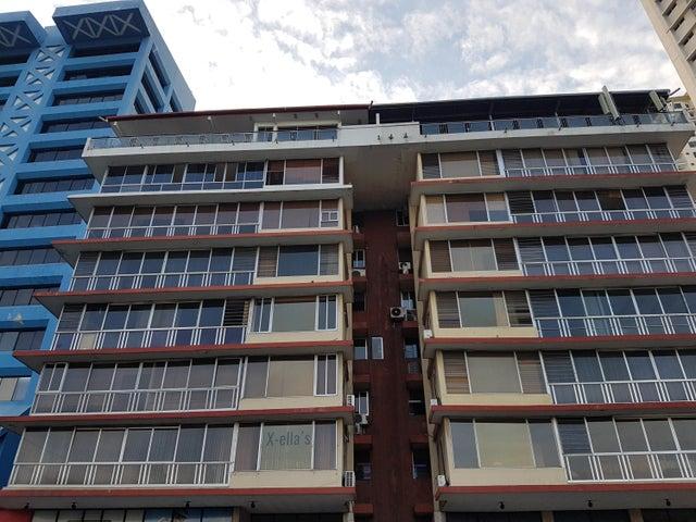 ODOARDO ENRIQUE MARTINEZ Apartamento En Venta En Avenida Balboa Código: 17-2497