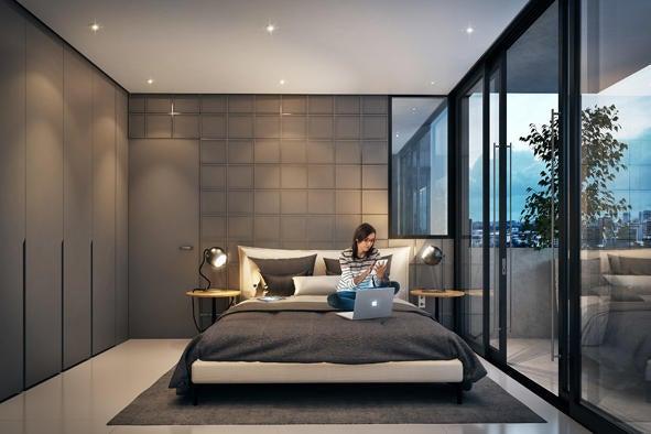 PANAMA VIP10, S.A. Apartamento en Venta en Coco del Mar en Panama Código: 17-745 No.5