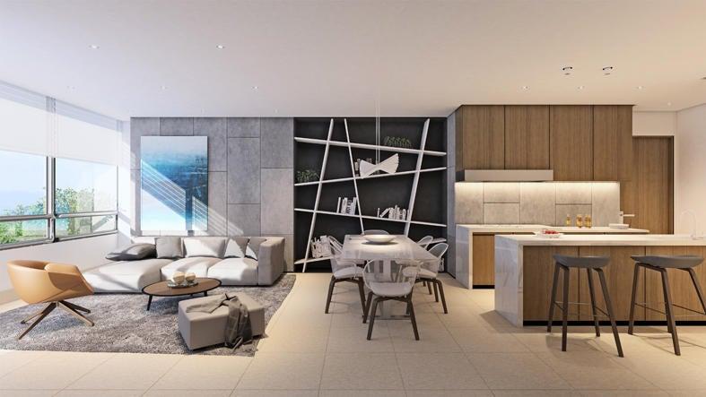 PANAMA VIP10, S.A. Apartamento en Venta en Coco del Mar en Panama Código: 17-744 No.4