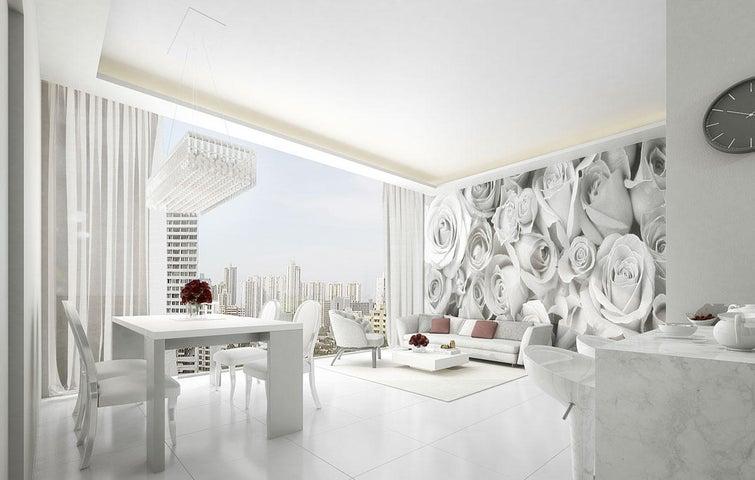 PANAMA VIP10, S.A. Apartamento en Venta en Obarrio en Panama Código: 17-2504 No.3