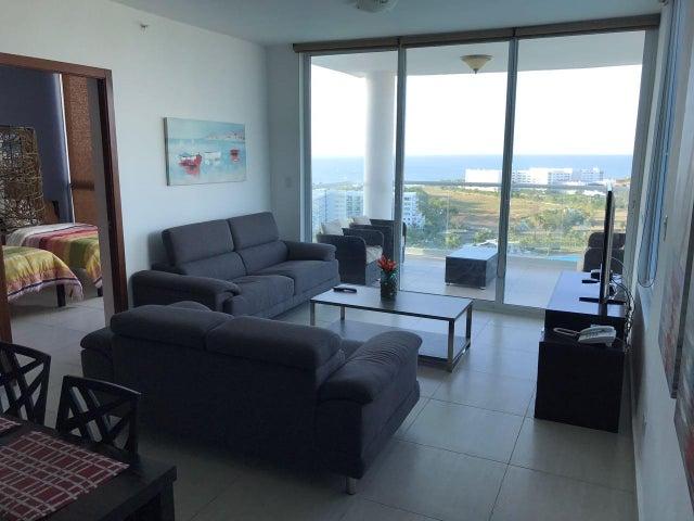 PANAMA VIP10, S.A. Apartamento en Alquiler en Playa Blanca en Rio Hato Código: 17-2548 No.1