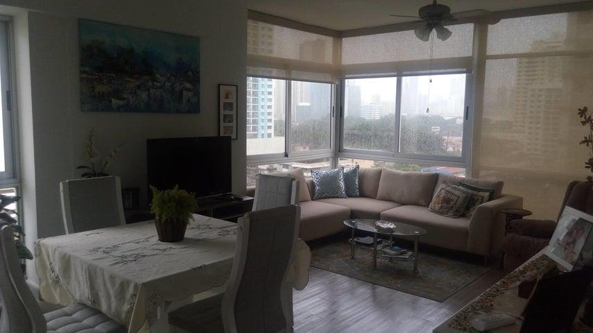 PANAMA VIP10, S.A. Apartamento en Venta en San Francisco en Panama Código: 17-2711 No.1