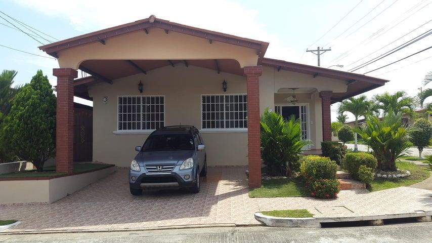 Casa / Venta / Panama / Brisas Del Golf / FLEXMLS-17-2818