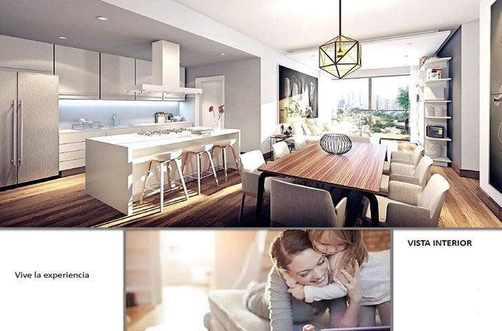 PANAMA VIP10, S.A. Apartamento en Venta en Obarrio en Panama Código: 17-2834 No.1