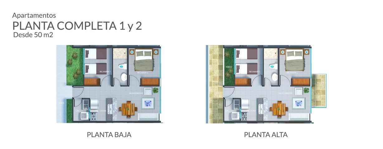 Apartamento En Venta En Coronado Código FLEX: 15-1029 No.6