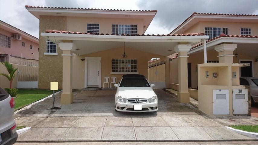 Casa / Venta / Panama / Brisas Del Golf / FLEXMLS-17-2946