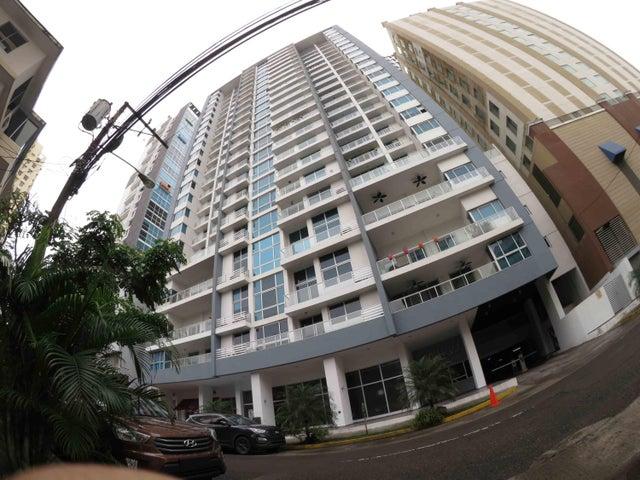 Apartamento / Alquiler / Panama / El Cangrejo / FLEXMLS-17-3012