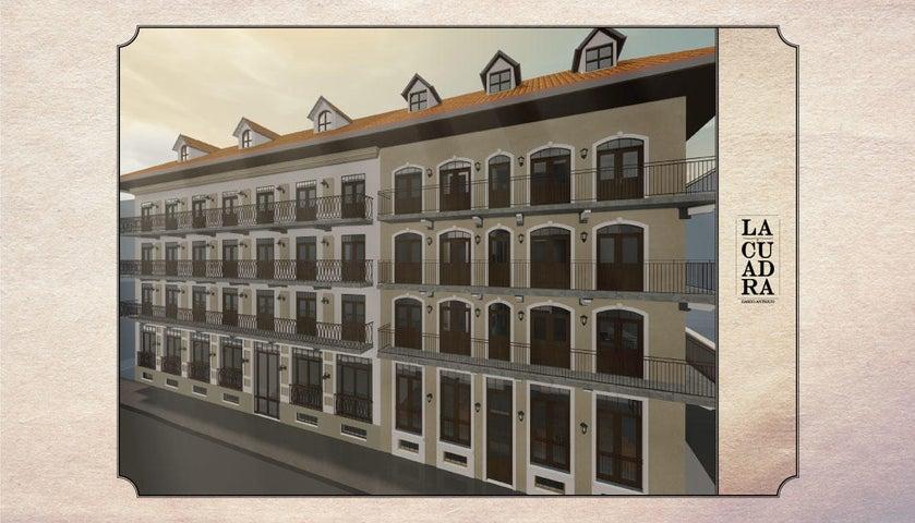 PANAMA VIP10, S.A. Apartamento en Venta en Casco Antiguo en Panama Código: 17-3099 No.1