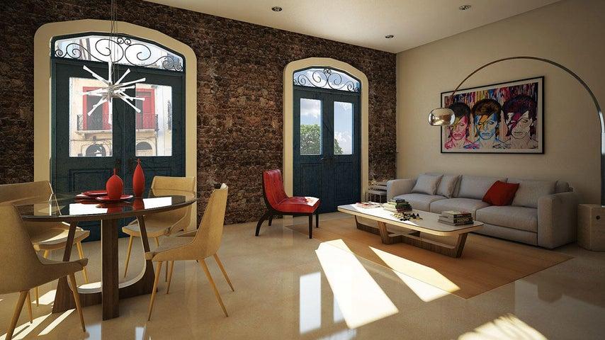 PANAMA VIP10, S.A. Apartamento en Venta en Casco Antiguo en Panama Código: 17-3099 No.5