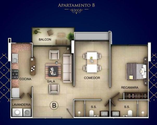 PANAMA VIP10, S.A. Apartamento en Venta en Bellavista en Panama Código: 17-3144 No.4