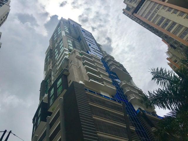 Apartamento / Alquiler / Panama / El Cangrejo / FLEXMLS-17-3149