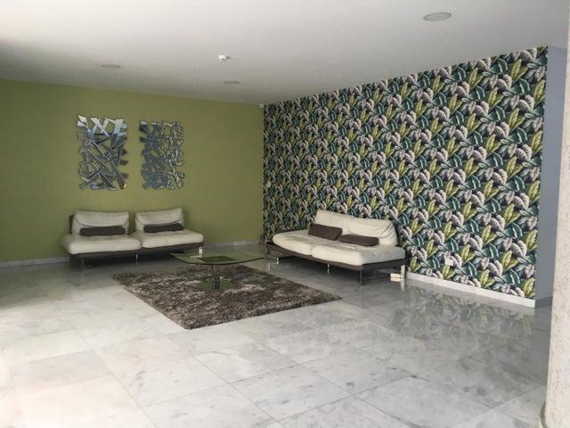 PANAMA VIP10, S.A. Apartamento en Alquiler en El Cangrejo en Panama Código: 17-3149 No.1