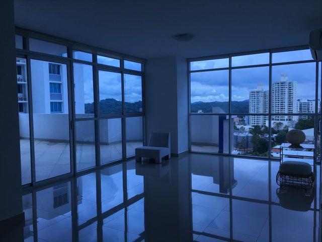 PANAMA VIP10, S.A. Apartamento en Alquiler en El Cangrejo en Panama Código: 17-3149 No.3