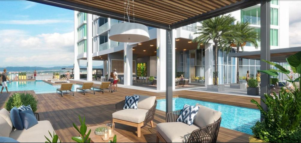 PANAMA VIP10, S.A. Apartamento en Venta en Costa del Este en Panama Código: 16-3802 No.1