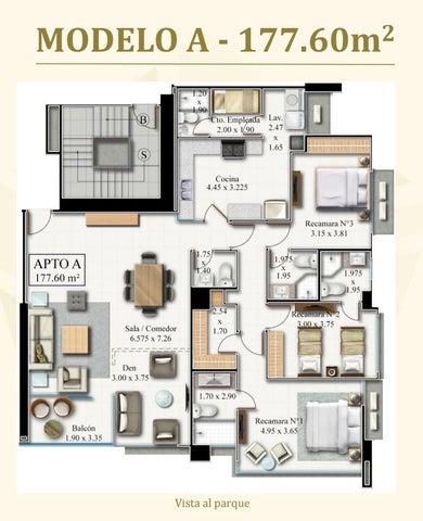 PANAMA VIP10, S.A. Apartamento en Venta en Costa del Este en Panama Código: 17-3178 No.4