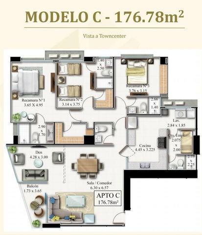 PANAMA VIP10, S.A. Apartamento en Venta en Costa del Este en Panama Código: 17-3178 No.6