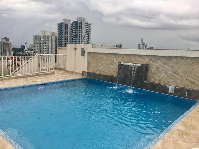PANAMA VIP10, S.A. Apartamento en Venta en San Francisco en Panama Código: 17-3190 No.9