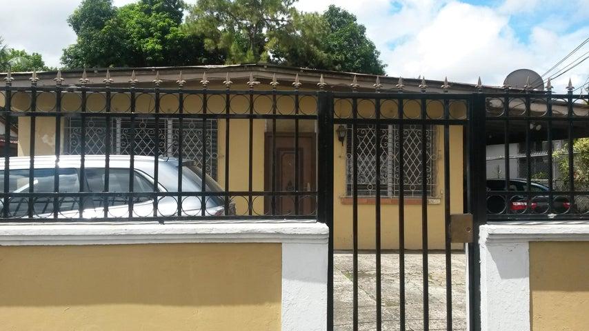 Casa / Venta / Panama / Betania / FLEXMLS-17-3197