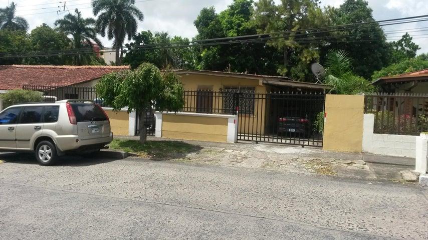 PANAMA VIP10, S.A. Casa en Venta en Betania en Panama Código: 17-3197 No.1