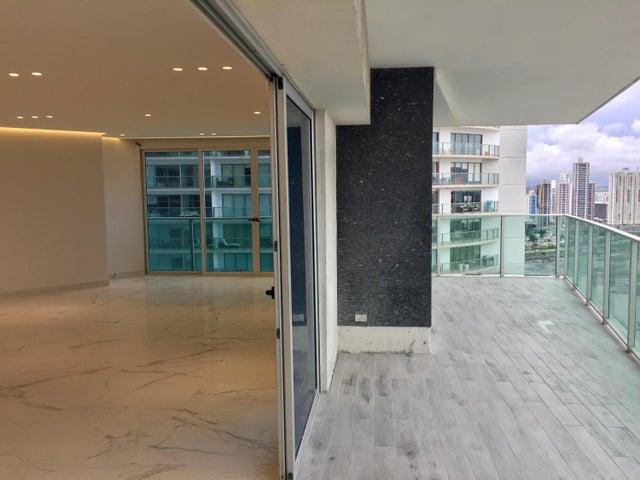 PANAMA VIP10, S.A. Apartamento en Alquiler en Punta Pacifica en Panama Código: 17-3205 No.7
