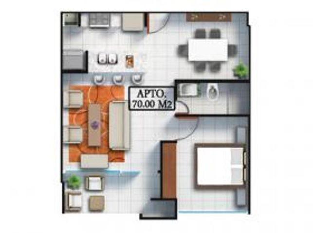 PANAMA VIP10, S.A. Apartamento en Venta en Gorgona en Chame Código: 17-3260 No.2