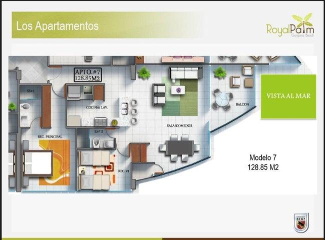 PANAMA VIP10, S.A. Apartamento en Venta en Gorgona en Chame Código: 17-3260 No.8